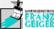 Malerfachbetrieb Franz Geiger