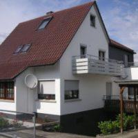 Fassadensanierung mit Nano Fassadenfarbe